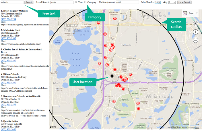 Know what businesses are nearby - Bing Maps Local Search API | Maps Blog