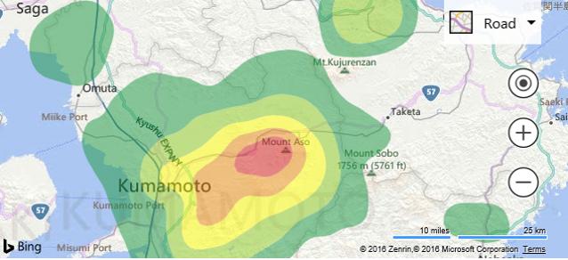 Bing Maps V8 SDK September 2016 Update | Maps Blog