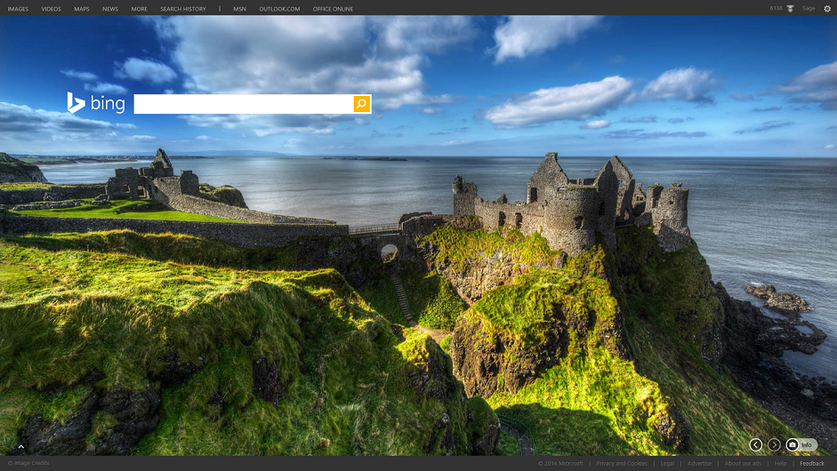 The Bing Homepage Goes Hd And Some Other Things You Asked For