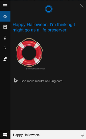 Bing wants to help you get into the halloween spirit - onmsft. Com - october 28, 2016