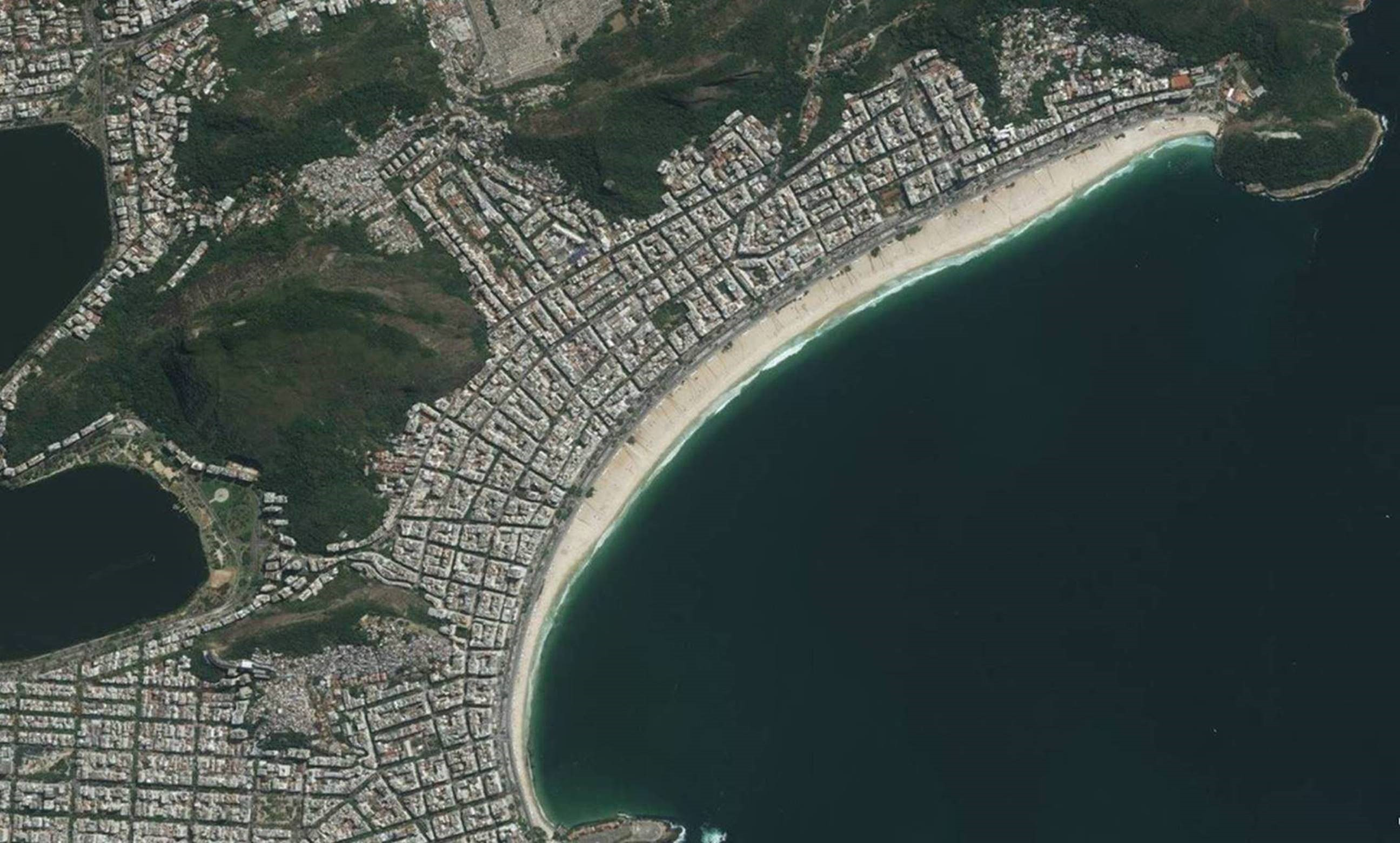 Over 8.5M Square Kilometers of Imagery for Brazil Released