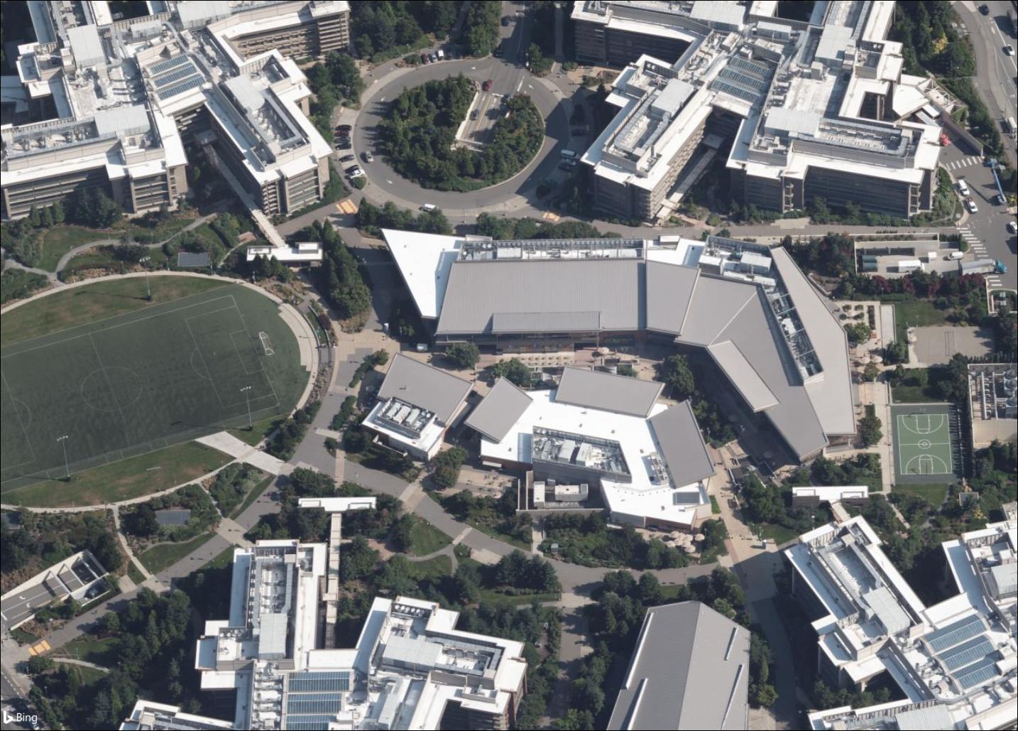 Microsoft Commons, Redmond, WA