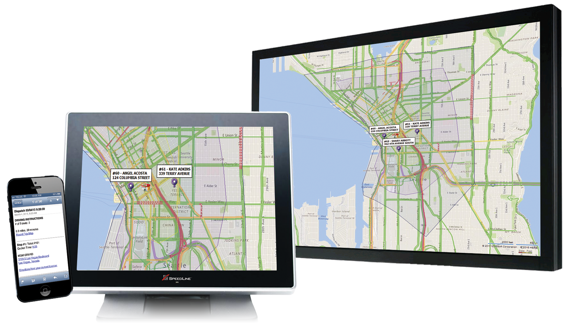SdLine Solutions: Increasing restaurant delivery performance ... on