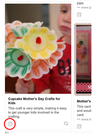 Cupcake Mothers Day Cards