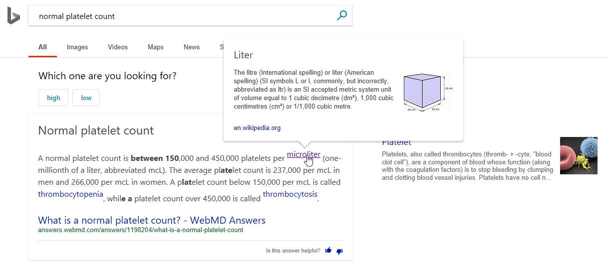 Microsoft anuncia novos recursos de pesquisas inteligentes para o Bing 2
