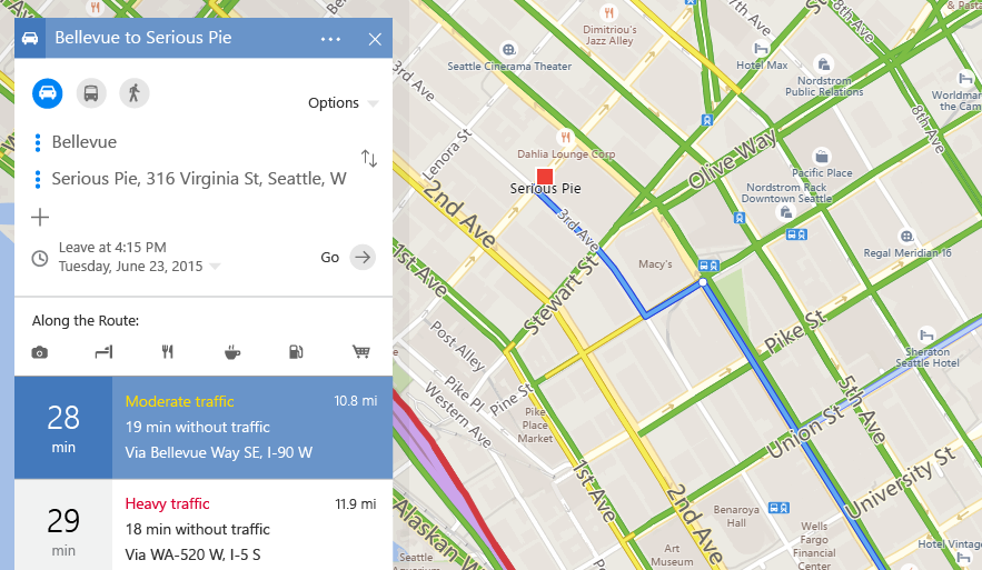 Plan your next outing with the completely redesigned Bing Maps ...