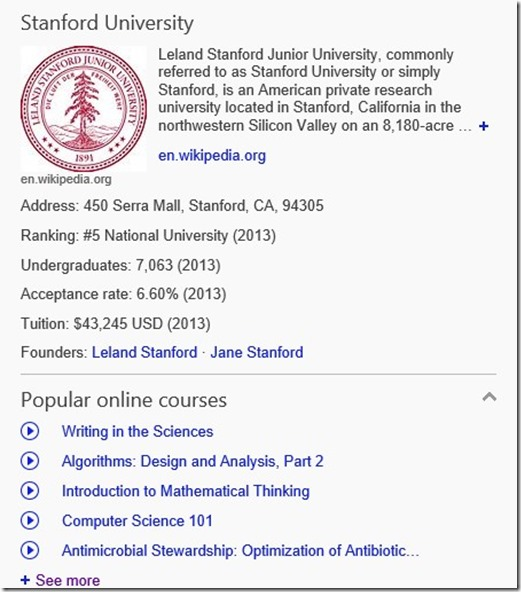 stanford number 5 small