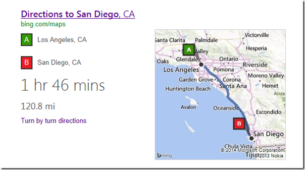 Bing Helps You Get There Faster Bing Search Blog