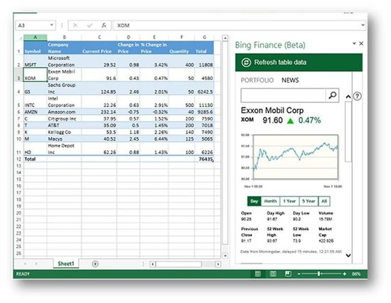 Bing Apps For Office Bing Search Blog