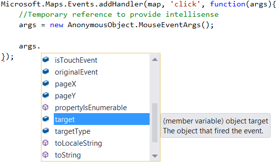 Example: How to get a reference to the object that fired the event in the callback function