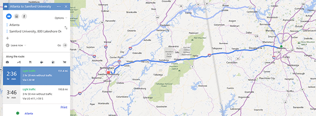 Find stops along your route using Bing Maps Preview | Maps Blog on
