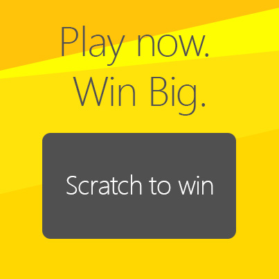Bing instant win winners
