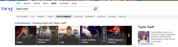 Explore Your World with Bing News | Bing Search Blog