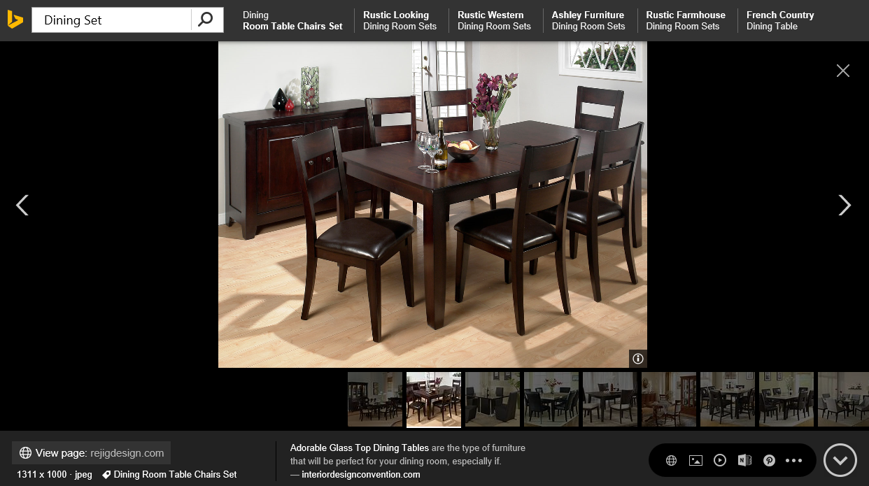 14 Shopping Dining Set