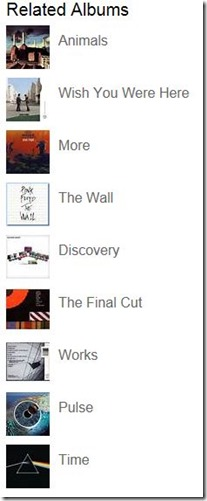 Related Albums
