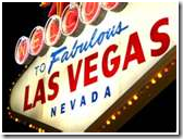 Image of Las Vegas welcome sign