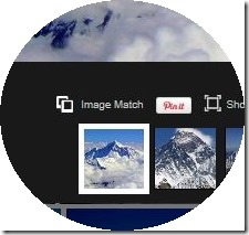 Image search button 2