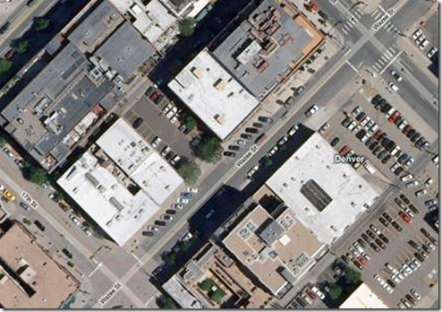 the bing imagery technologies team bits located in boulder colorado has spent more than a year collecting the new bing maps imagery