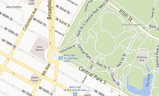 Bing Maps Styling Improvements Now Live! | Maps Blog