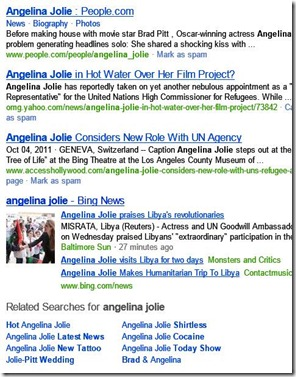 bing search quality insights whole page relevance bing search blog