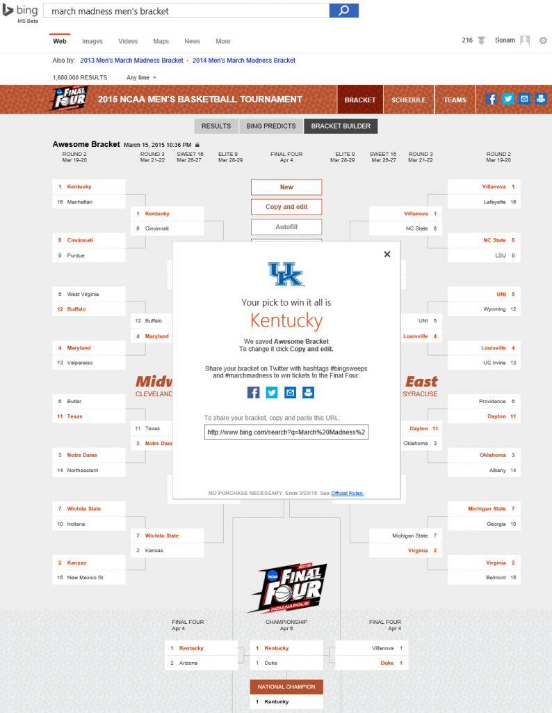 March Madness 3